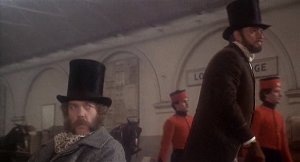 Risultati immagini per Great Train Robbery (1979) gif