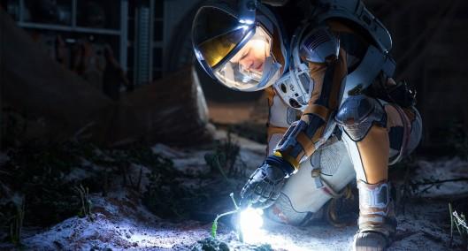 Martian, The - scene