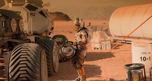 Martian, The - scene2