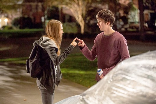 Paper Towns - scene