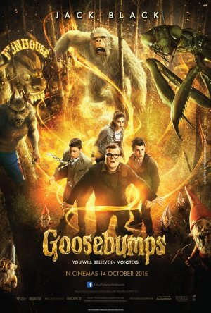 Image result for goosebumps 2015