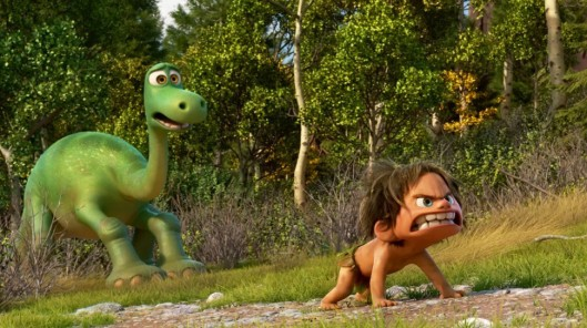 The Good Dinosaur - scene2
