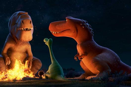 The Good Dinosaur - scene3
