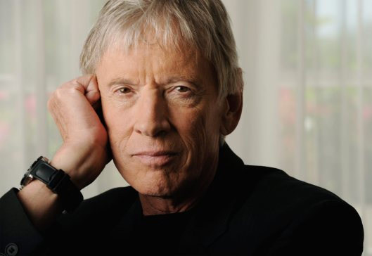 "Scott Glenn, who portrays former U.S. defense secretary Donald Rumsfeld in ""W."", poses for a portrait at the Four Seasons Hotel in Beverly Hills, Calif., Tuesday, Oct. 7, 2008. (AP Photo/Chris Pizzello)"