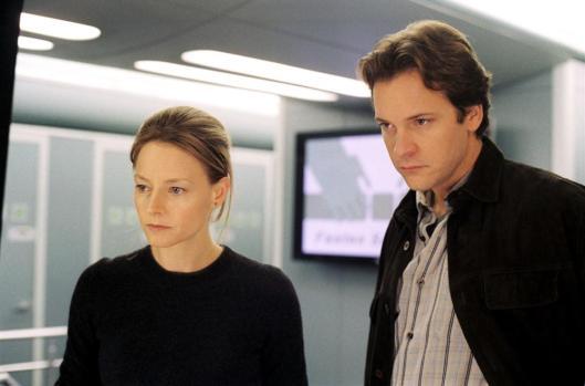 FLIGHTPLAN, Jodie Foster, Peter Sarsgaard, 2005, (c) Touchstone