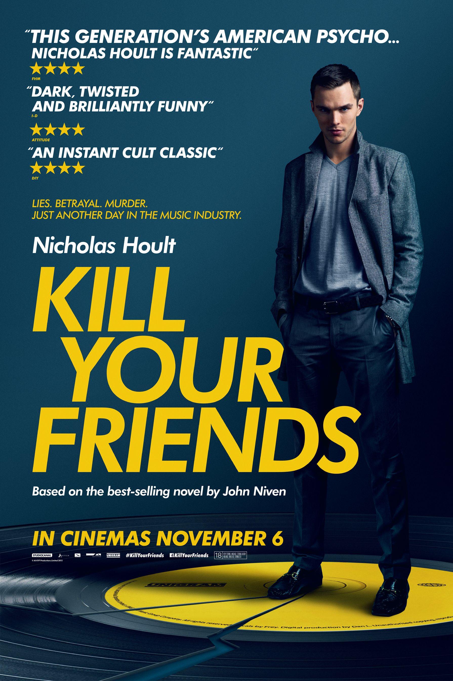 Kill Your Friends 2015