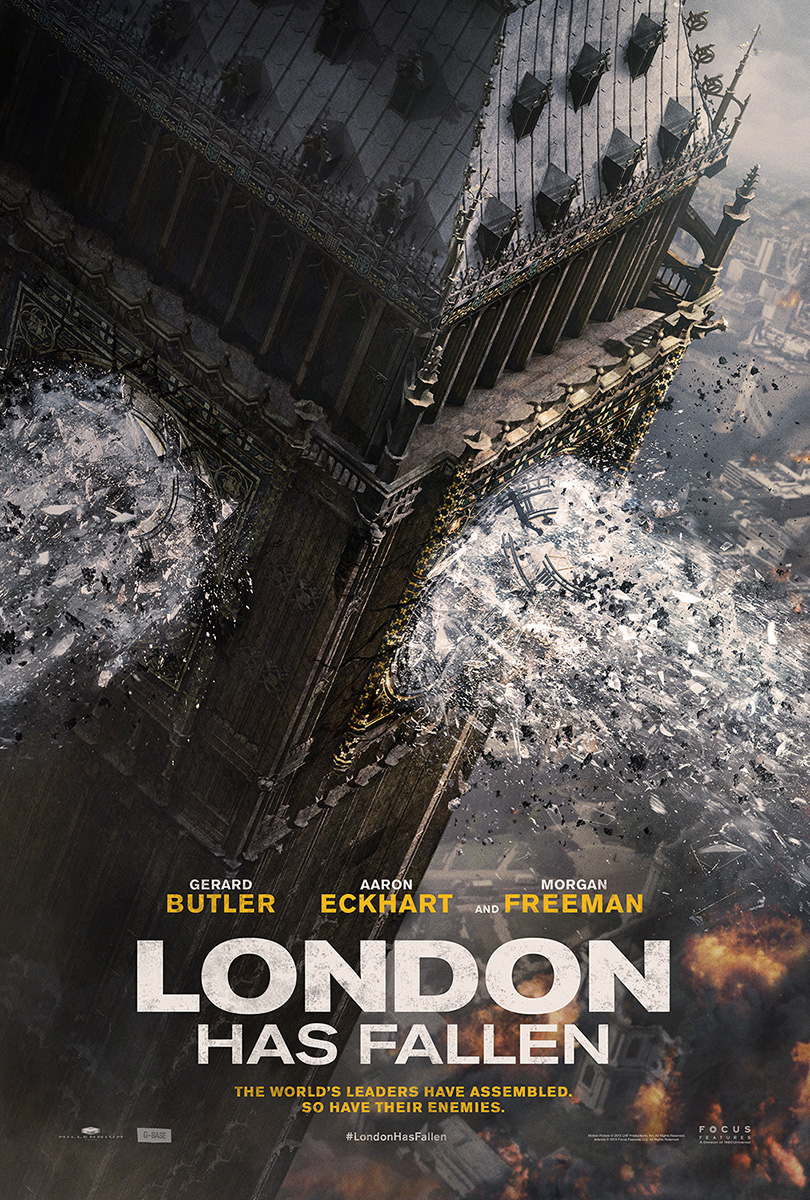 London Has Fallen Movie4k