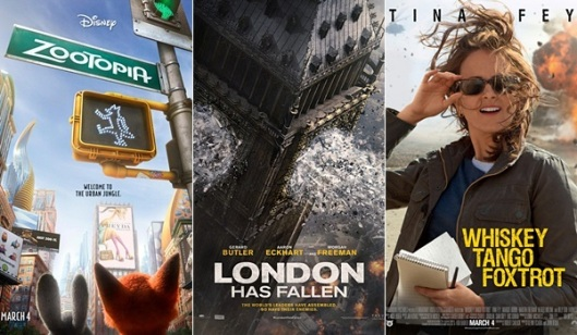 Zootopia:London Has Fallen:Whiskey Tango Foxtrot