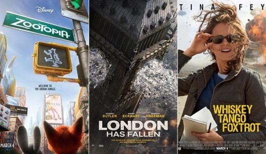Zootopia:London Has Fallen:Whiskey Tango Foxtrot