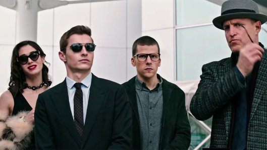Now You See Me 2 - scene