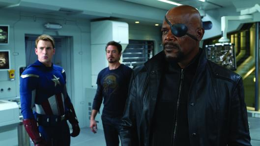 avengers-chris-evans-robert-downey-jr-samuel-l-jackson