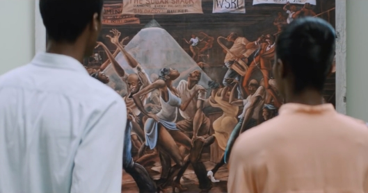 southside-with-you-art-institute-scene-ernie-barnes-painting