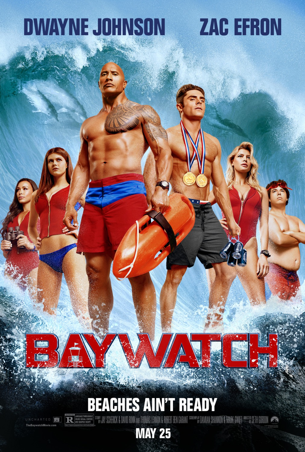 3a0958dfb876 Tag Archives  Zac Efron. Baywatch (2017)